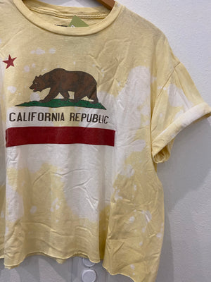 California Republic Tee : XLarge  (#212)
