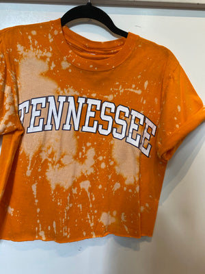 Tennessee Crop  Tee : Size small  (#158)