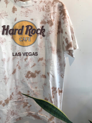 Hard Rock Las Vegas Tie Dye Full Length Tee