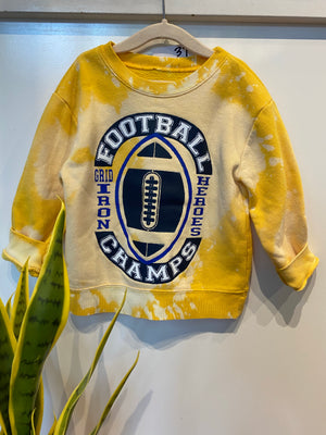 KIDS : Football Champs Pullover : 3T (#113)