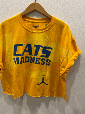 NLR Cats Madness Tee: Size L (#416)