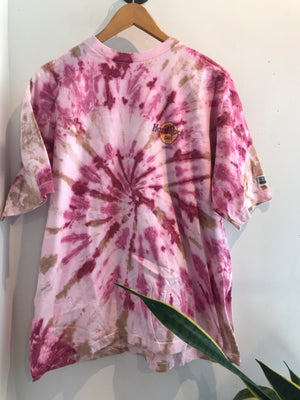 Hard Rock London The Original Tie Dye Full Length Tee