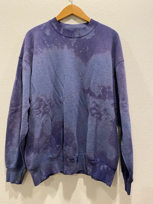 Navy Sweatshirt : Size XL (#413)