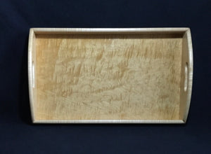 Serving Tray-Curly Maple