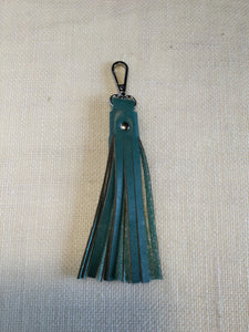 Teal Green Key Chain