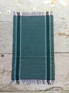 Woven Rug-Twill