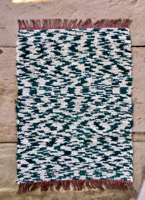 Woven Rug-Straight Weave
