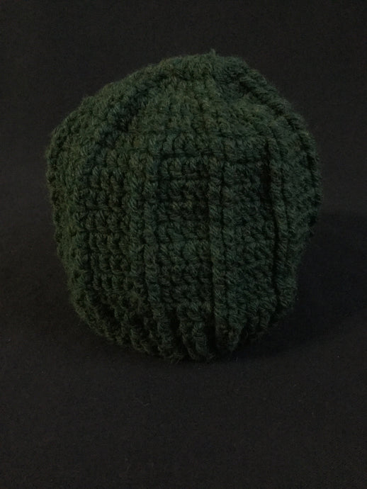 Adult hat - forest green