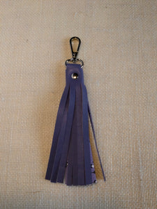 Periwinkle Blue Key Chain