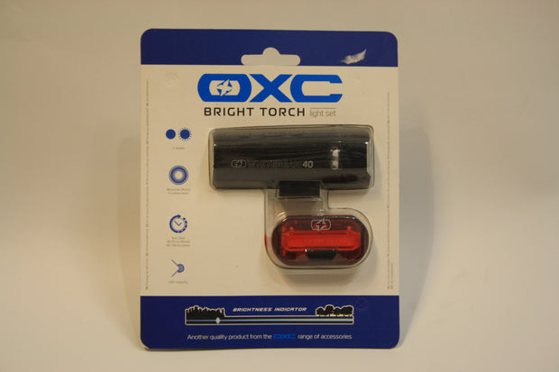 OXC bright torch light set