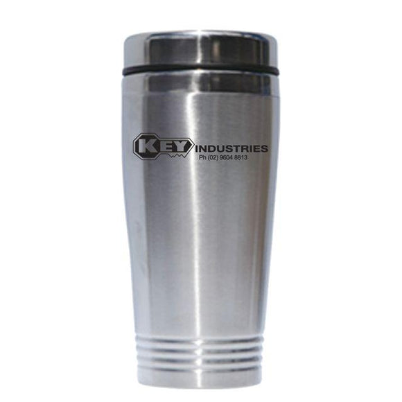 BB040 - Stainless Steel Mug - 420ml