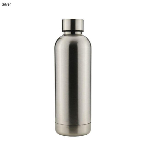 BB048 - Stainless Steel Drink Bottle 550ml