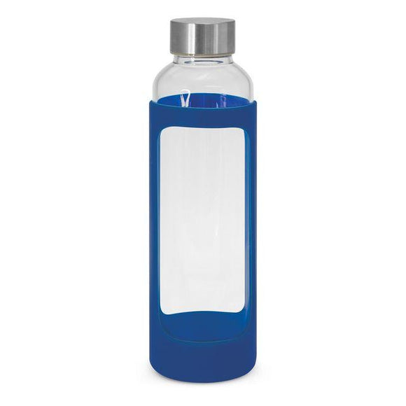 BB049 - Glass Drink Bottle with Silicon Sleeve