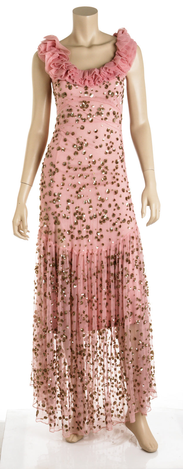 LoveShackFancy Pink Lilliana Dress (Size 2)