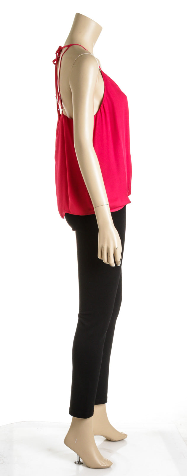 Parker Hot Pink Harlow Top (Size S)