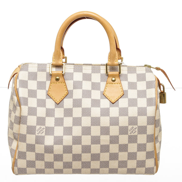 Louis Vuitton Damier Azur 25 Speedy
