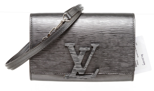 Louis Vuitton Gray Epi Leather Louise Bag