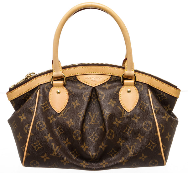 Louis Vuitton Brown Monogram Tivoli PM Bag