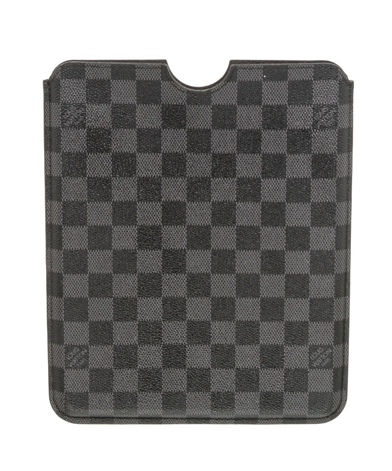 Louis Vuitton Gray Damier Graphite Hardcase iPad Air 2