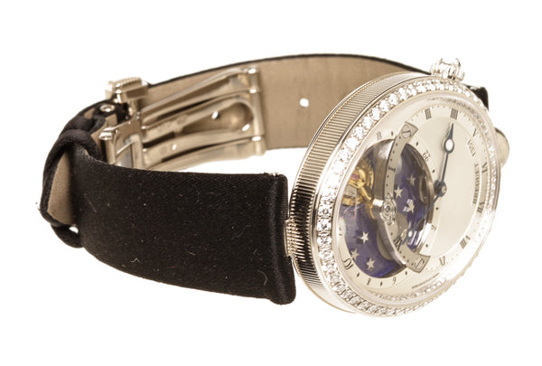Women's Breguet Reine de Naples Grande Complication Day/Night Wristwatch Model 8998