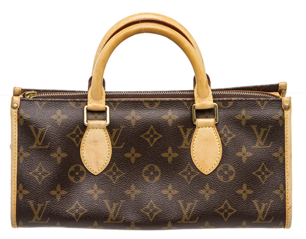 Louis Vuitton Brown Monogram Canvas Popincourt Handbag