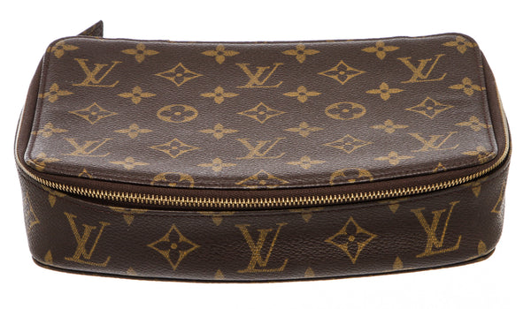 Louis Vuitton Monogram Canvas Monte Carlo Travel Jewelry Box