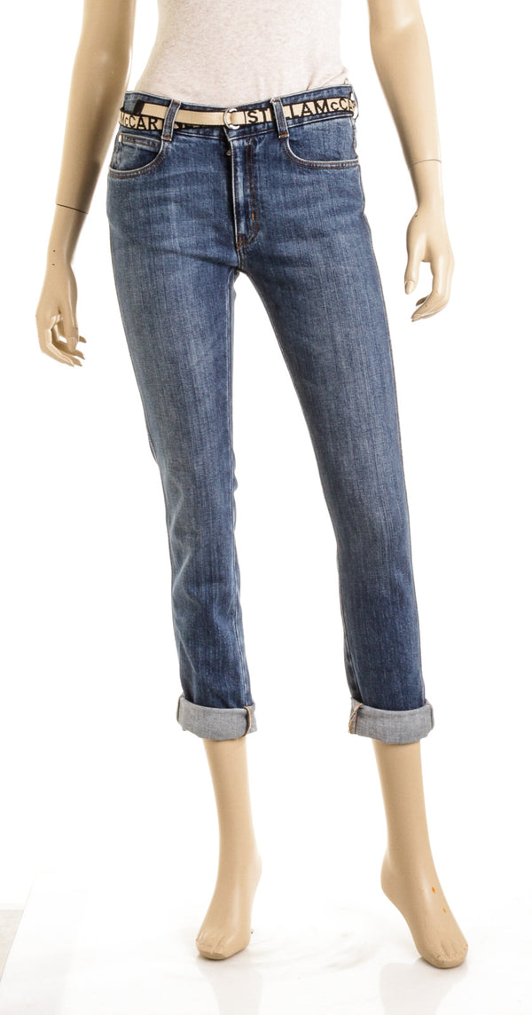 Stella McCartney Blue Jeans ( Size 25)
