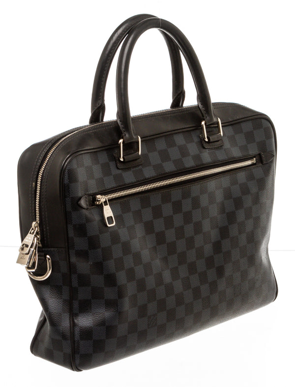 Louis Vuitton Damier Cobalt Porte-Documents Business