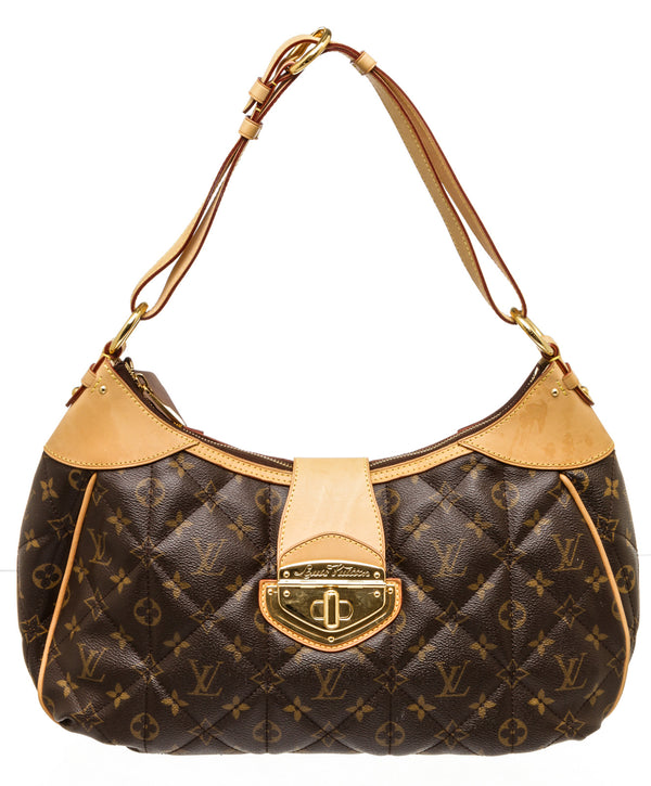 Louis Vuitton Brown Monogram Etoile Shopper Handbag