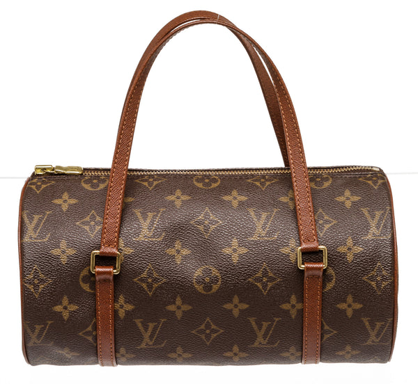 Louis Vuitton Brown Monogram Papilion