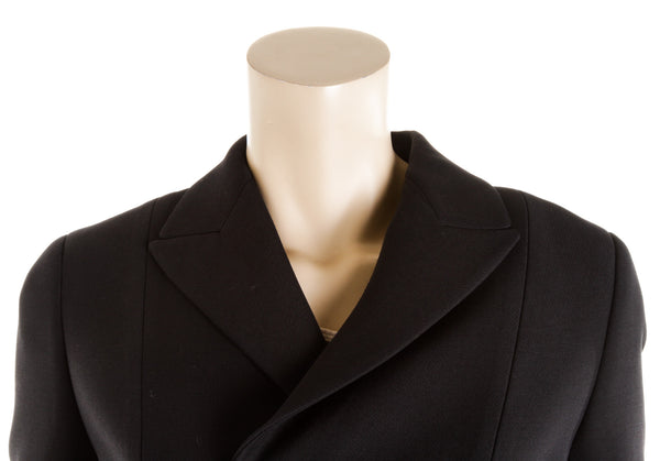 Christian Dior Black Double Breasted Jacket ( Size 36)