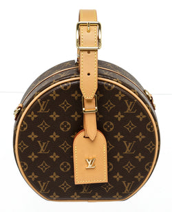 Louis Vuitton Brown Monogram Boite Chapeau
