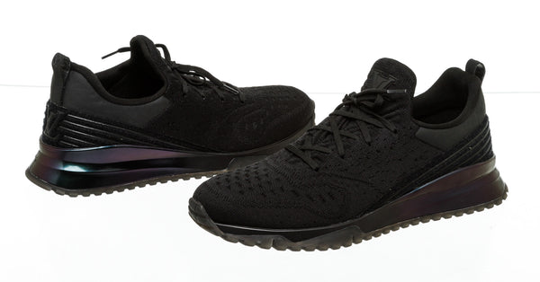 Louis Vuitton Black and Purple VNR Men's Trainers ( Size 12 )