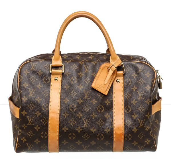 Louis Vuitton Monogram Duffle Bag