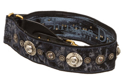 Christian Dior Blue 'KaléiDiorscopic' Bag Strap