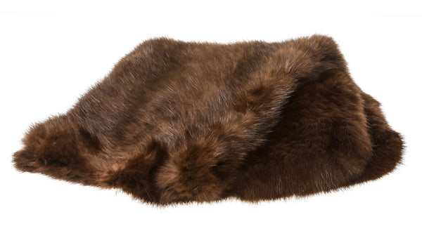 Christian Dior Brown Sable Fur Stole