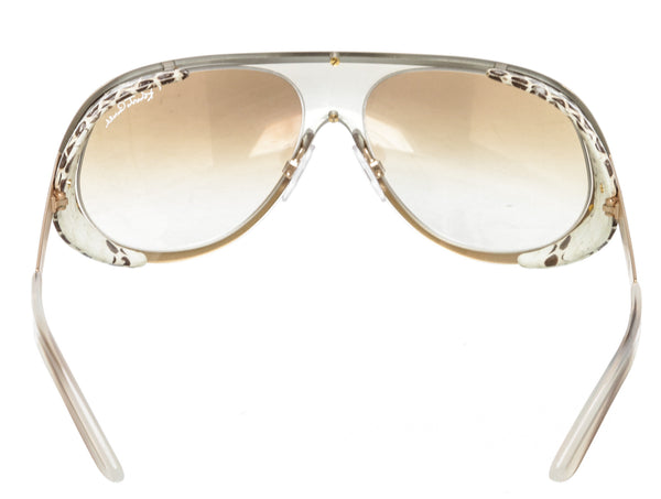 Roberto Cavalli Gold Limited Edition Dea Sunglasses