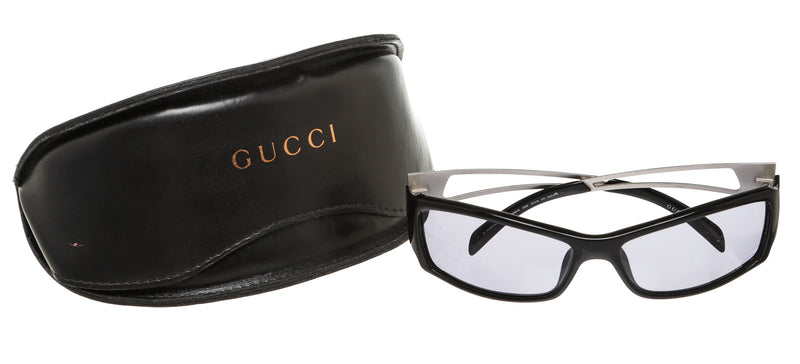 Gucci Black GG 1486/S Sunglasses