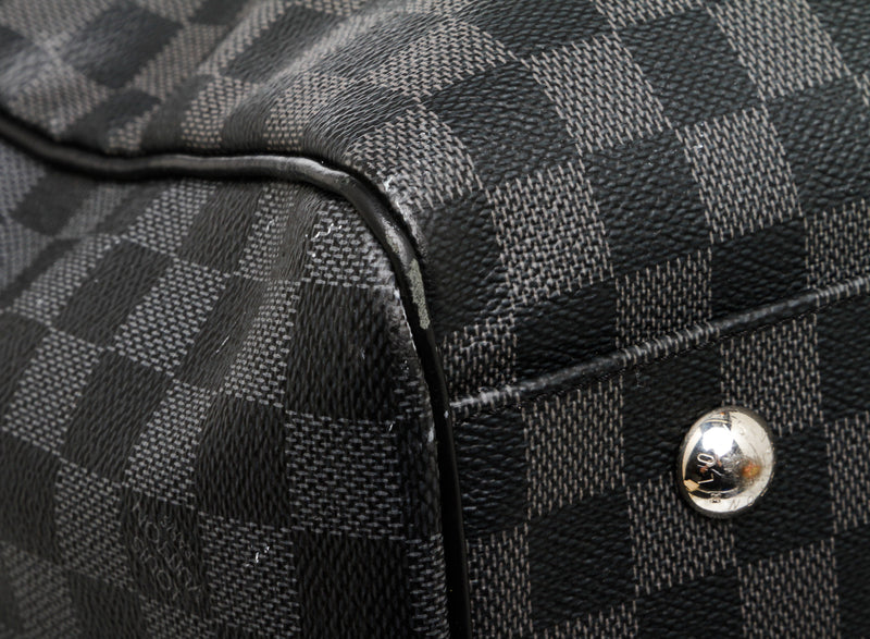 Louis Vuitton Damier Graphite Roadster Duffle