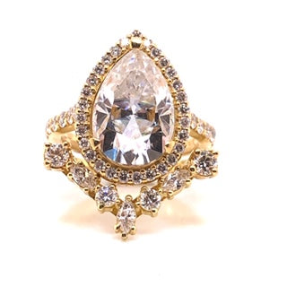 Her Majesty Ring - CaleesiDesigns