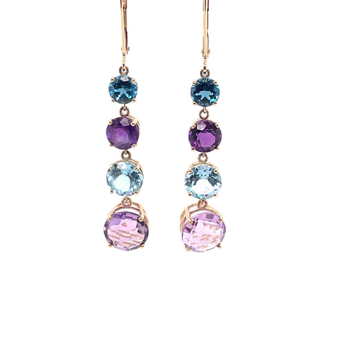 Waterfall Earrings - CaleesiDesigns