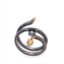 Load image into Gallery viewer, Europa Snake Ring - CaleesiDesigns