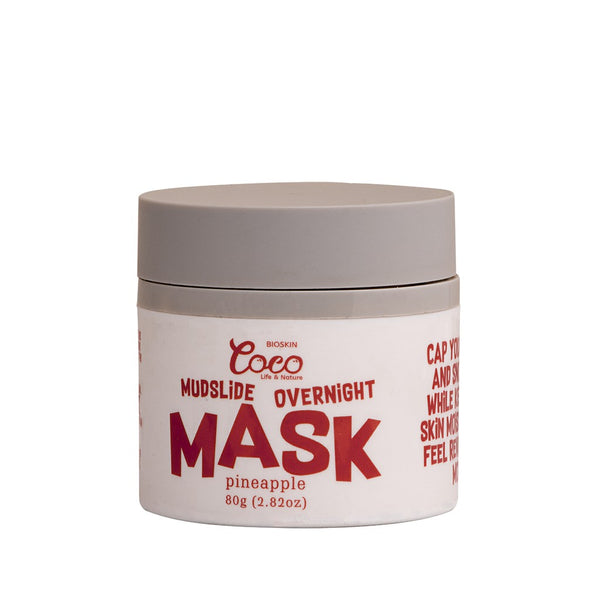 Mudslide Overnight Mask