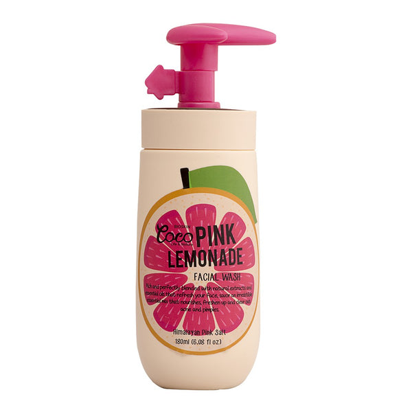 Pink Lemonade Facial Wash