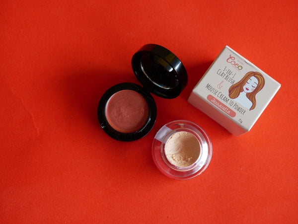 New 3in1 Clayblush [ Terracotta, Pink Blush & Skin Tone ]