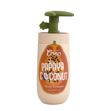 Papaya Coconut Body Emulsion