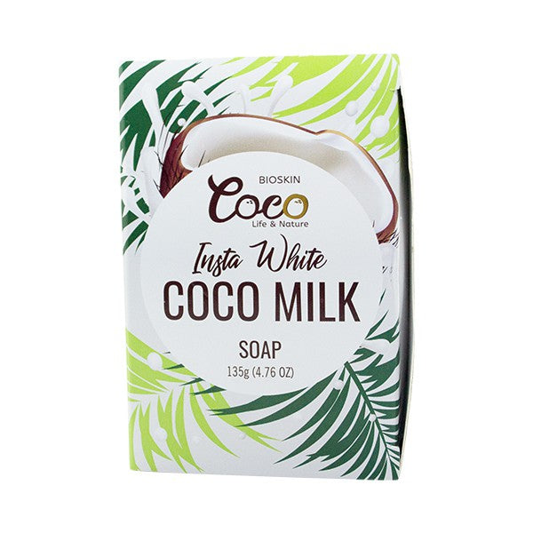 Insta White Coco Milk Soap