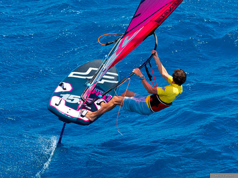 windsurf foiling package