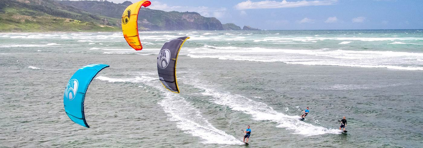 Kitesurfing In Melbourne