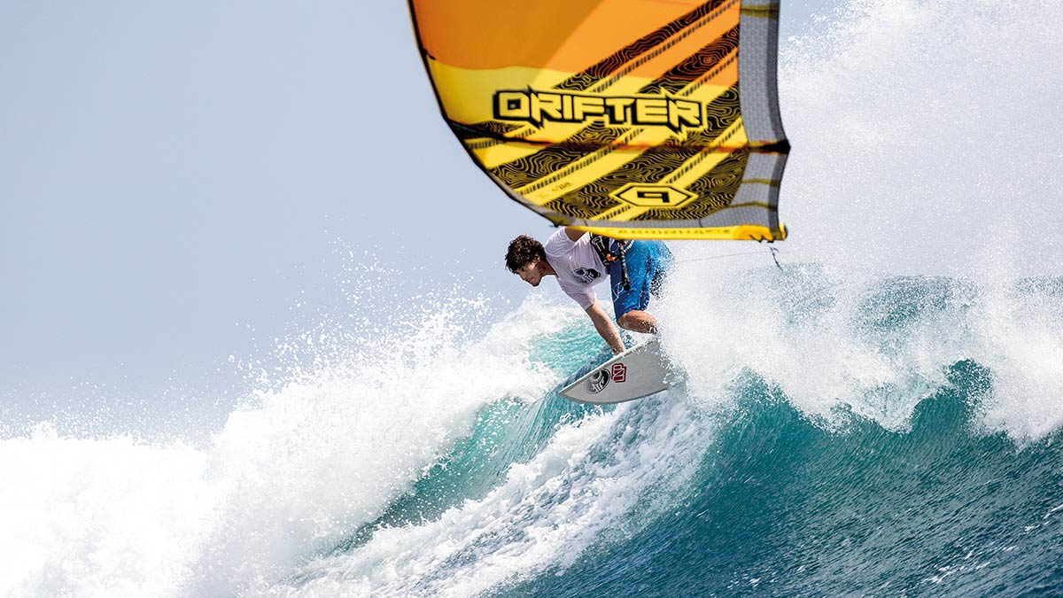 wave kitesurf packages